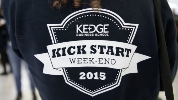 Un clip pour Kedge Business School Bordeaux Marseille
